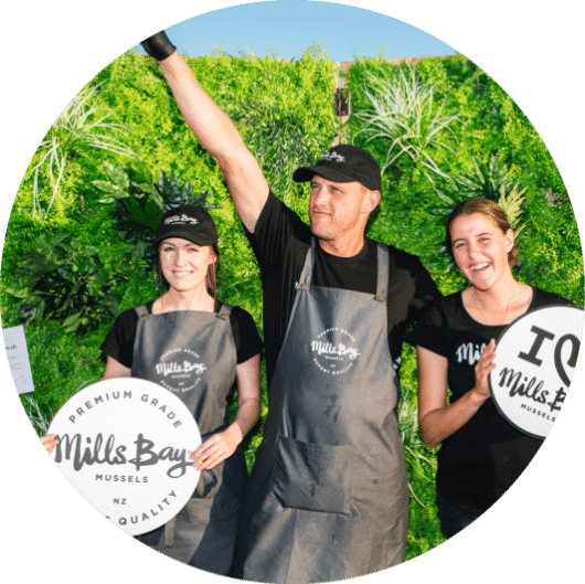 Mills Bay Mussels Our Culture