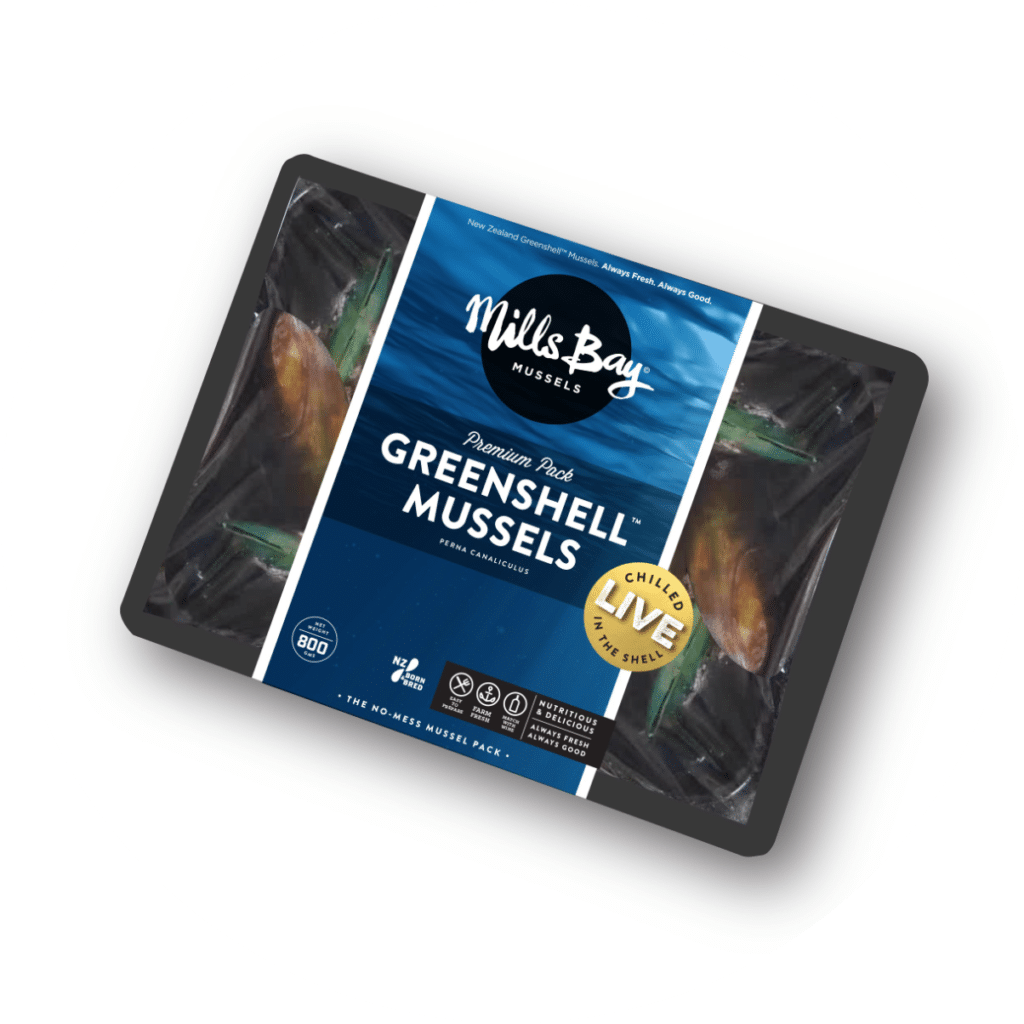 Mills Bay Mussel Premium Pack