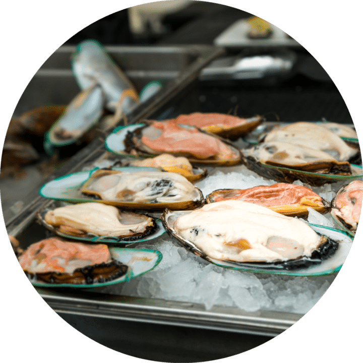 Mills Bay Fresh Shucked Mussels